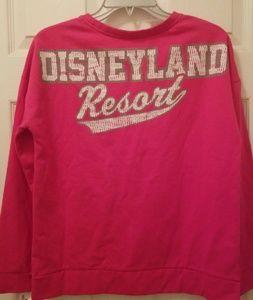 Disneyland Varsity Sweatshirt